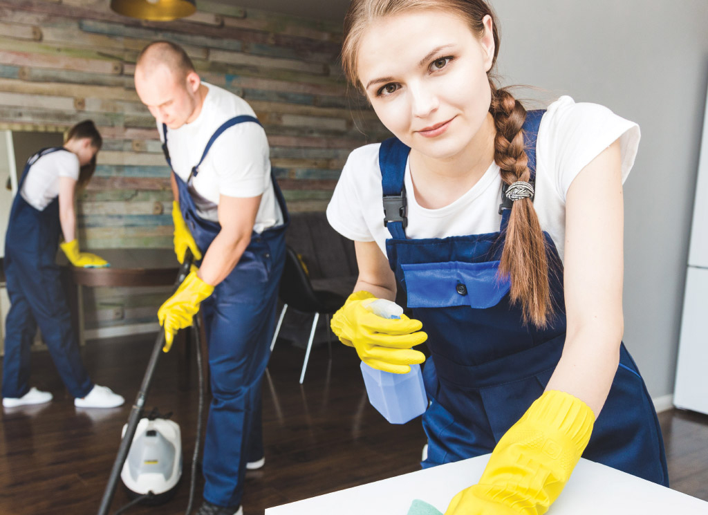 formazione personale adetto alle pulizie
